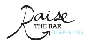 Raise the Bar Chapel Hill Caps not Bold