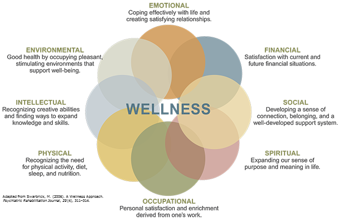 The Forgotten Dimension of Wellness? - UNC Healthy Heels