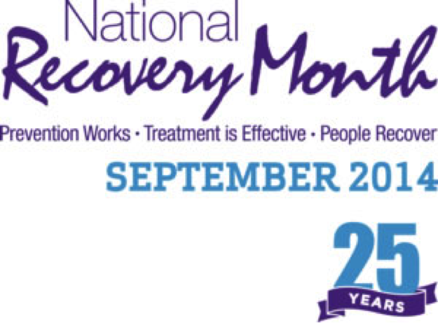 drug recovery month