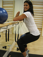 Photo (Barre Fitness Launch Aug 2010) by (rolexpv), Flickr Creative Commons.