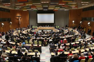 UN Women's Day 2014