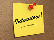 """Interview! White Background"" by One Way Stock, Flickr Creative Commons"