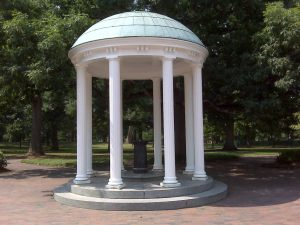 UNC Old Well