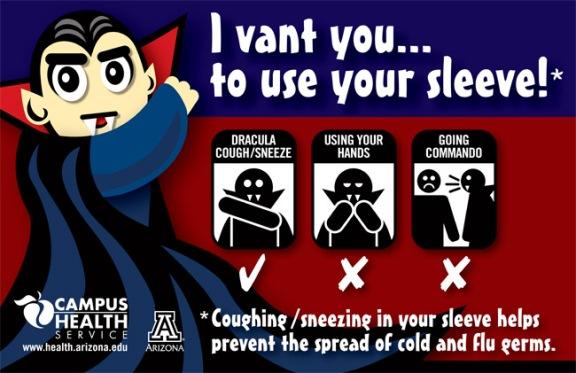 dracula flu