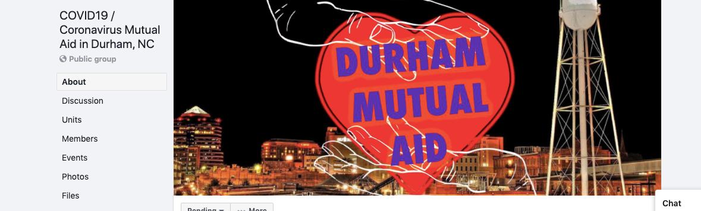 Durham Mutual Aid